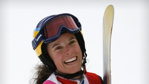 Olympic Snowboarder Julie Pomagalski Dead At 40 After Avalanche In Swiss Alps