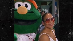 Boston Red Sox Shoot Shot with Jennifer Lopez, If Ben Affleck Can Get Her Back ...