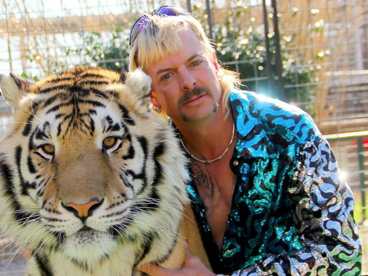 Photos sauvages de Joe Exotic