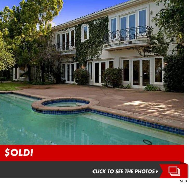 Warren Beatty Unloads Estate For $6.7 Million