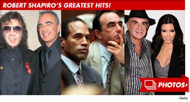 Robert Shapiro's Greatest Hits