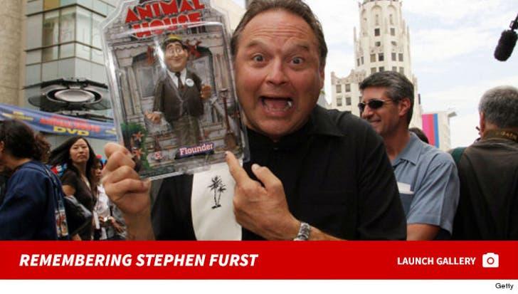 Remembering Stephen Furst