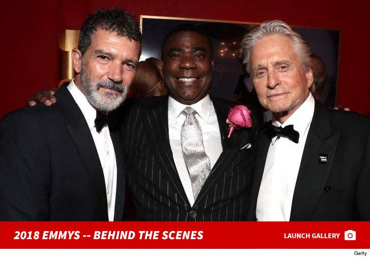 70th Primetime Emmy Awards -- Behind the Scenes Photos