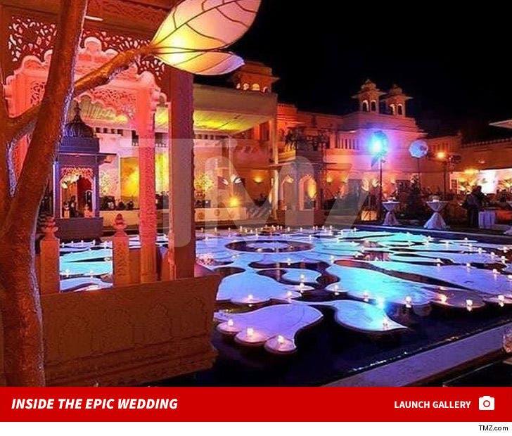 Inside Isha Ambani's Epic Wedding