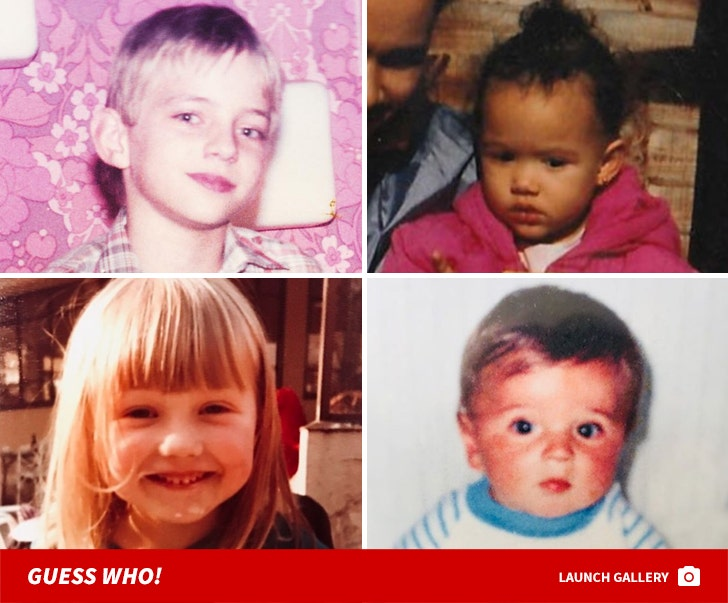 'Game of Thrones' Cast Throwbacks -- Guess Who!