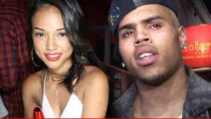 Karrueche Tran -- I Dumped Chris Brown Because He's a Man Whore