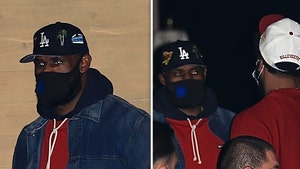 LeBron James, Anthony Davis and Rich Paul, Klutch Dinner In Malibu