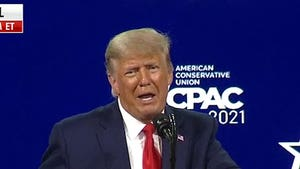 Donald Trump Teases Another Run for President in CPAC Speech
