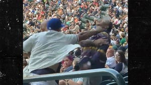 MLB Fan Suffers Bloody Gash After Getting Hit By Violent Punches During Mariners Game