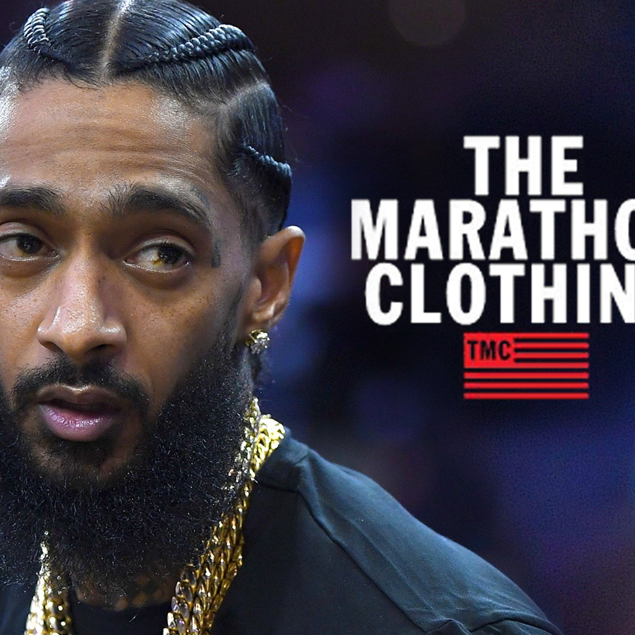 205960de74 Nipsey Hussle's The Marathon Selling Out After Celebs Step Up