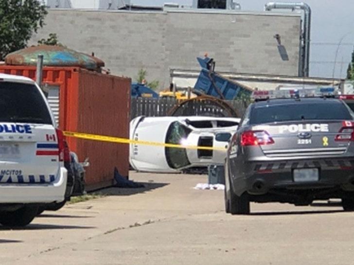 'Titans' Crew Member Killed After Car Stunt Gone Wrong