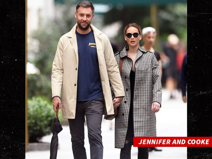 Actress Jennifer Lawrence is getting married to Cooke Maroney this weekend