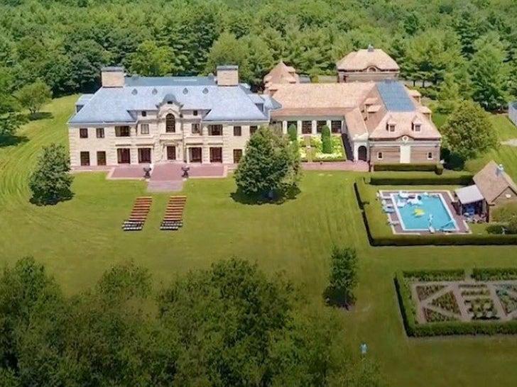 Ivan Lendl's Crazy Connecticut Mansion