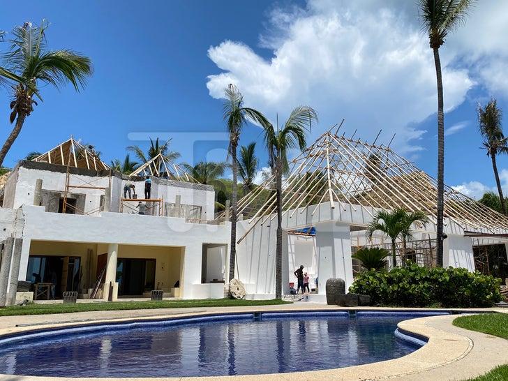 Casa Aramara Under Construction