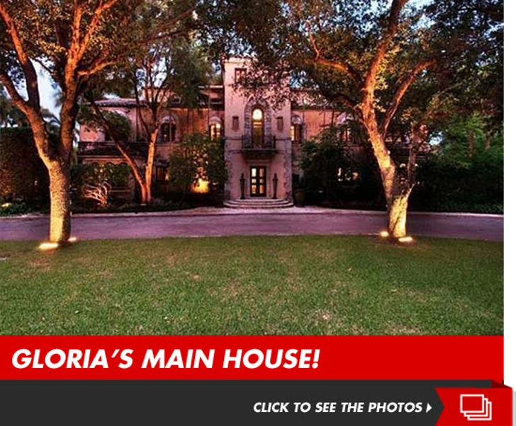 Gloria Estefan's Main Miami Beach House
