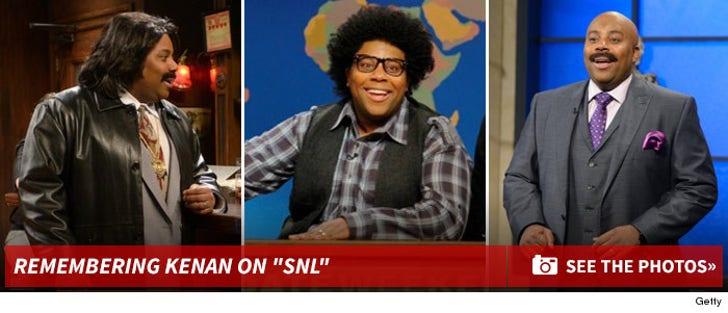 """Remembering Kenan on """"SNL"""""""