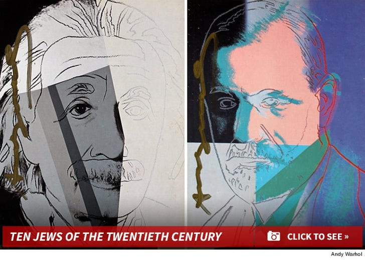 Ten Portraits of Jews of the Twentieth Century