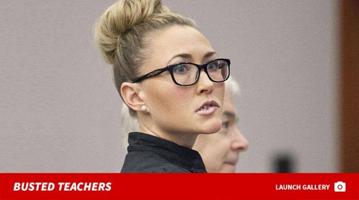 Busted Teachers