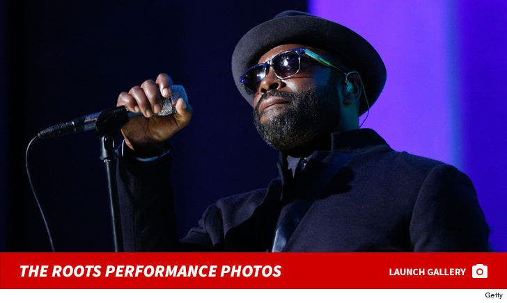 The Roots Performance Photos
