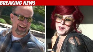 Jesse James and Kat Von D -- 'She Said Yes'