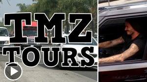 David Beckham -- SCORES On TMZ Tour