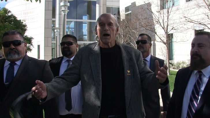 Jesse Ventura Might Go 'Active' in Outlaw Biker Gang After