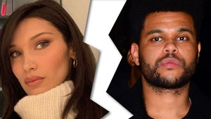 Bella Hadid and The Weeknd Split Once Again