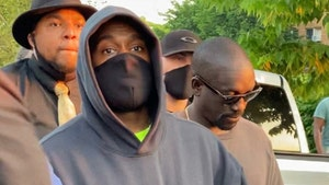 Kanye West Attends Chicago Protest, Donates $2 Mil to George Floyd Causes