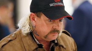 Joe Exotic's Father Dies from COVID, Hoping for Pardon Before Funeral