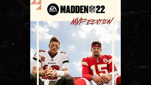 Tom Brady, Patrick Mahomes Grace Madden 22 Cover, Flirting With The Curse Again?