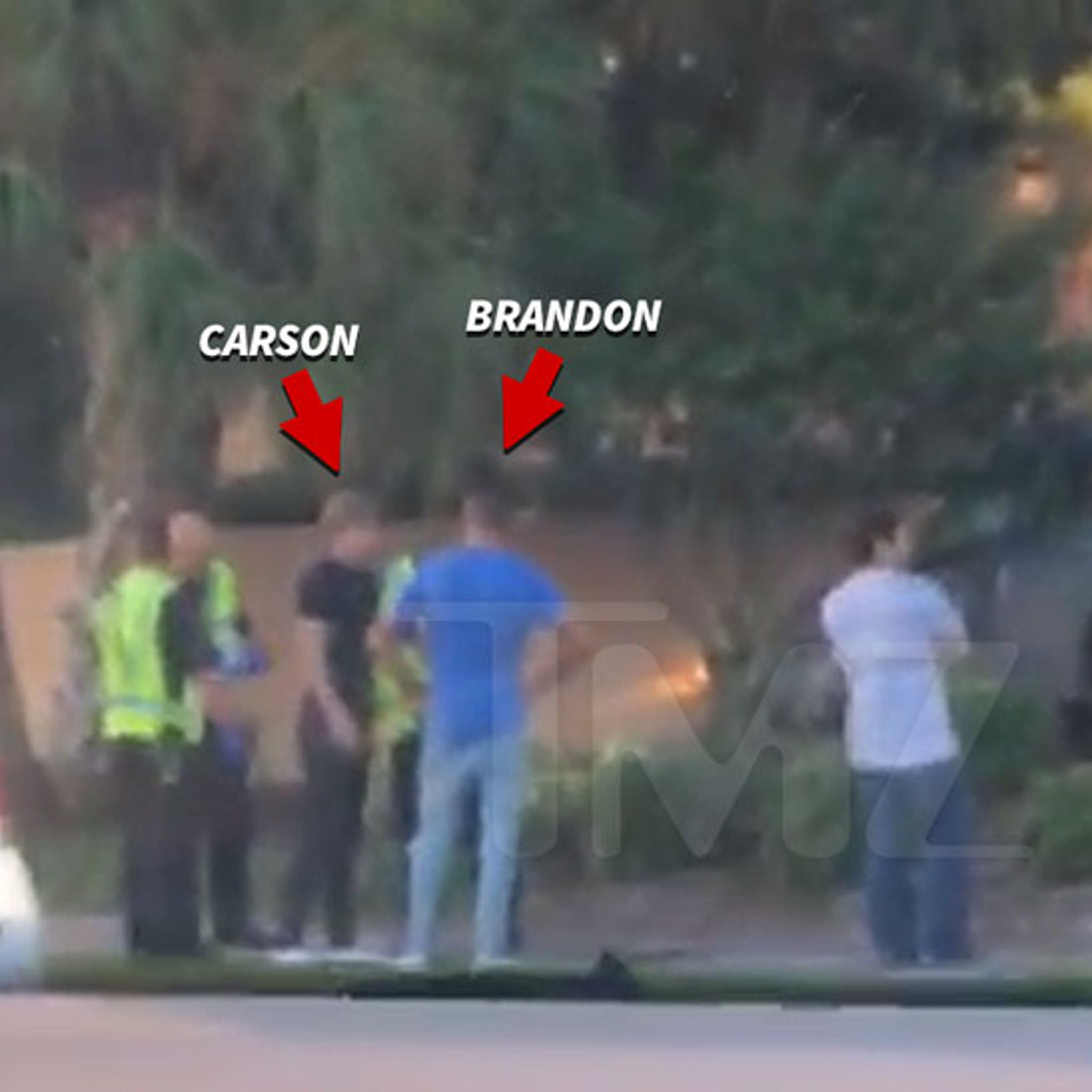 Siesta Key' Star Brandon Gomes in Violent 3-Car Crash