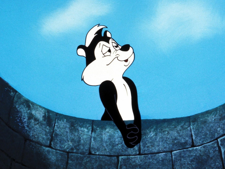 Pepe Le Pew Canceled for Being a Sexual Predator