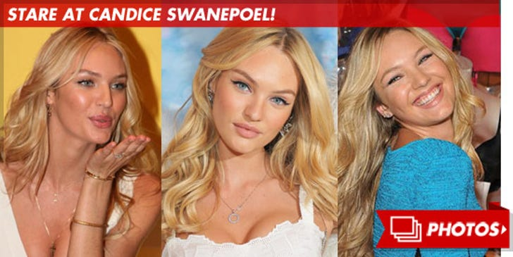 Stare at Candice Swanepoel