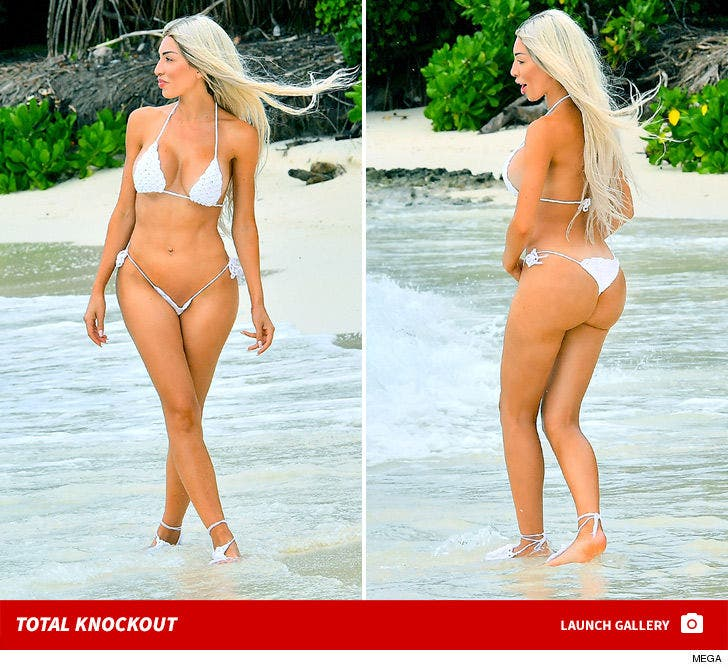 Farrah Abraham -- Total Knockout in the Maldives