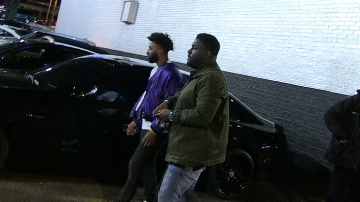 Jarvis Landry Continues To Recruit Antonio Brown, Le'Veon Bell