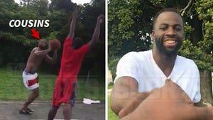 Draymond Green and NBA Stars Crash Bahamas Pickup Game, Awesome Video
