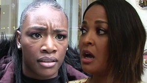 Claressa Shields Slams Laila Ali for $5 Mil Fight Demand, You're Not Relevant!
