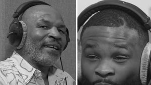 Tyron Woodley to Mike Tyson, I Once Scored You Weed In Missouri!