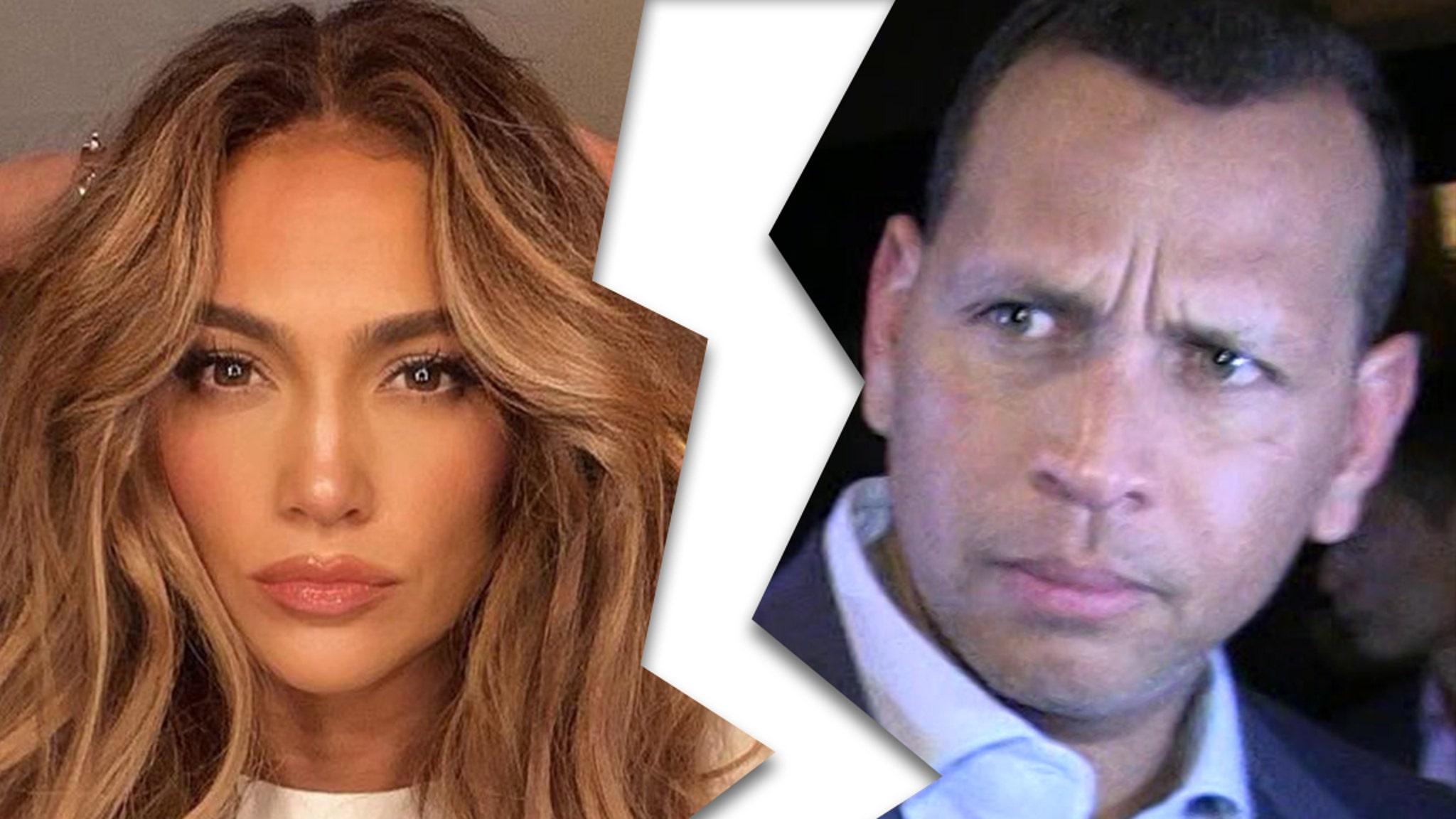 Jennifer Lopez and Alex Rodriguez Split, Announce End of Engagement thumbnail