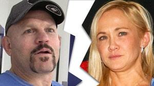 Chuck Liddell Files For Divorce From Wife Days After Dom. Violence Arrest