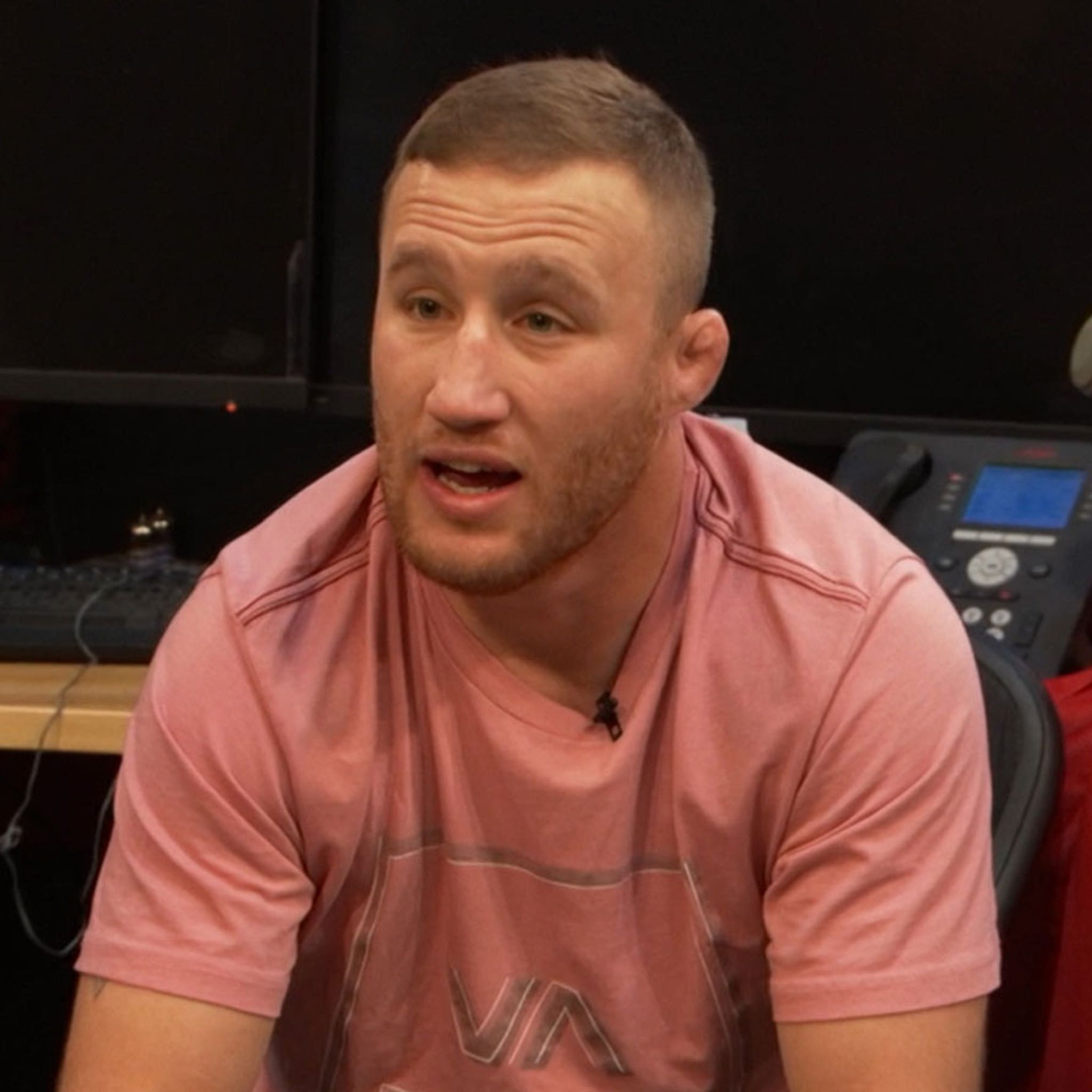 Justin Gaethje Trashes Conor McGregor, 'Fight Me Or Go Away Already!'
