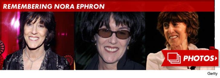 Remembering Nora Ephron