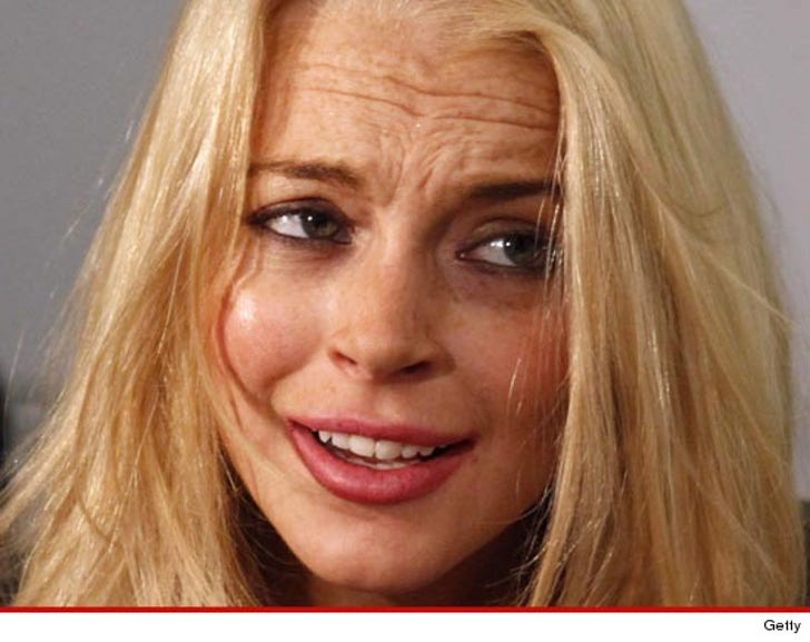 Lindsay Lohan Furious With Scary Movie 5 Trailer Producers Lied