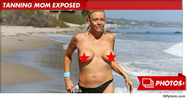 Tanning Mom Exposed