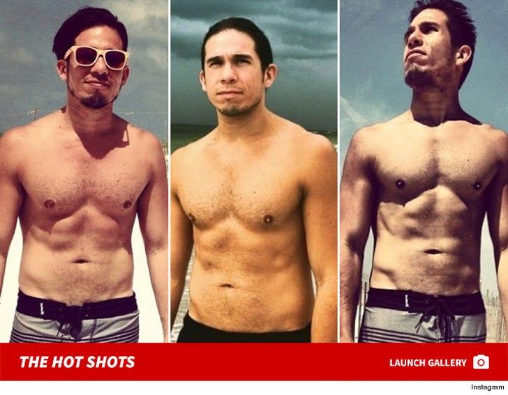 Jon Rua's Shirtless Shots