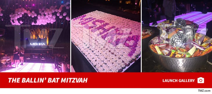 The Ballin' Bat Mitzvah