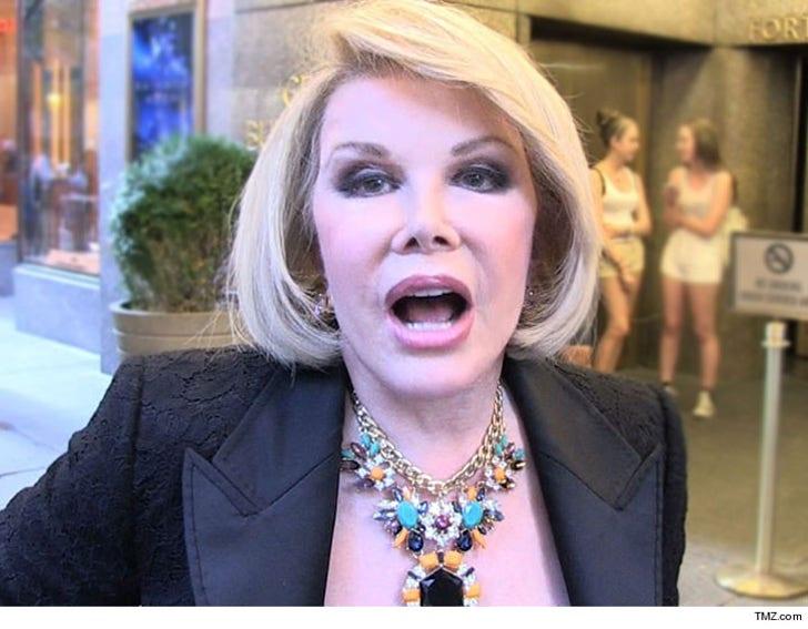 Joan Rivers' Malpractice Suit Settled for Millions