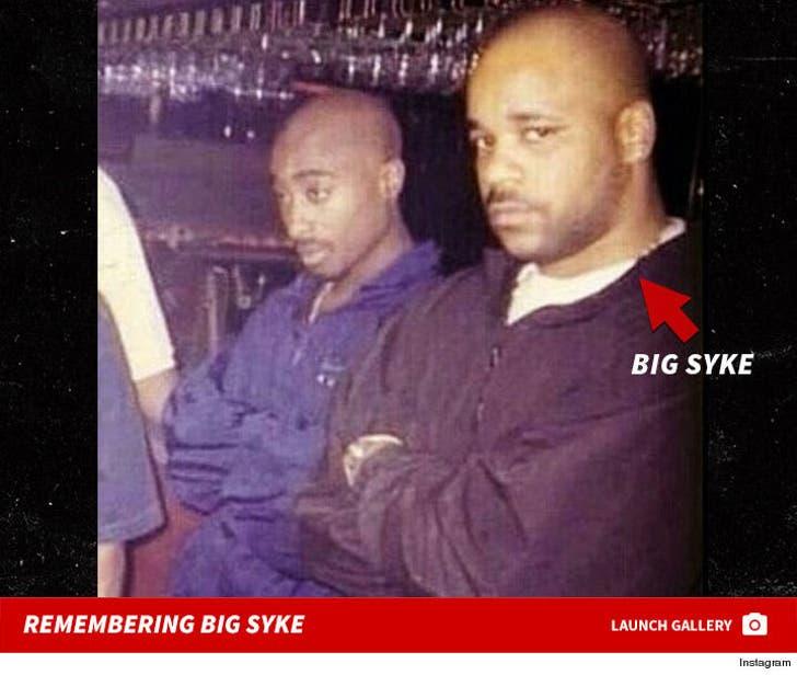 Rapper Big Syke Dead at 48