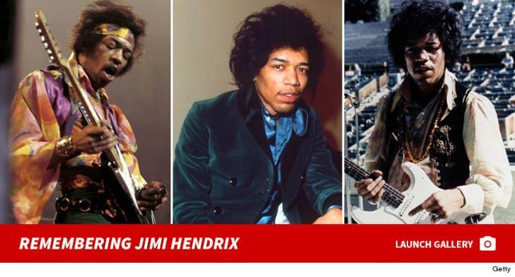 Remembering Jimi Hendrix