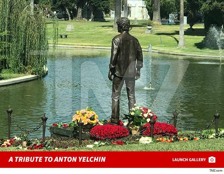 A Tribute to Anton Yelchin